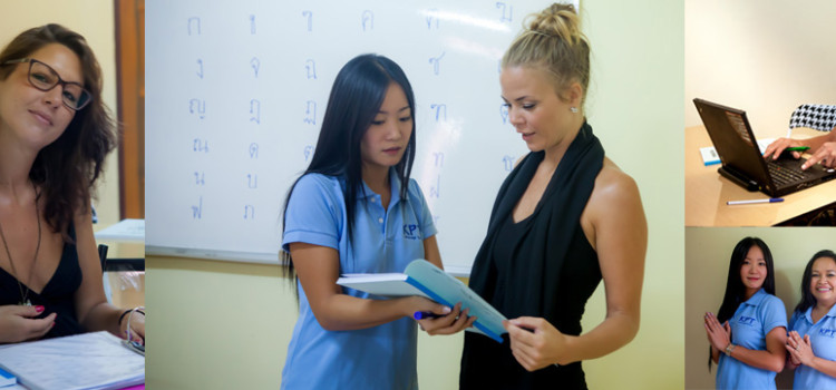 KPT Language School in Baan Tai