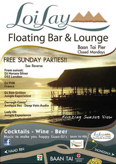 Loi Lay Floating Bar